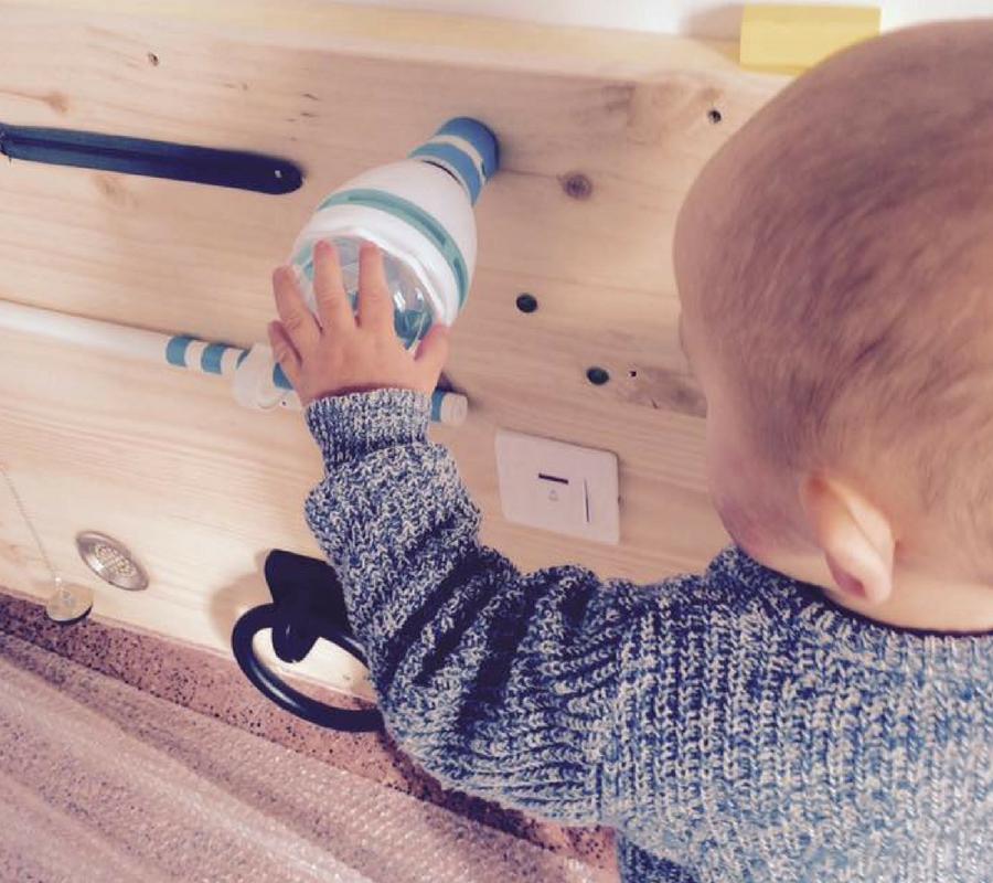 Tabla baby board